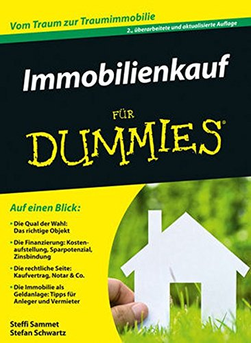Immobilienkauf für Dummies