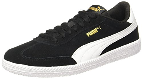 Puma Unisex-Erwachsene Astro Cup Sneaker, Schwarz (Black-White),40 EU